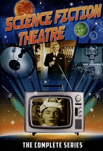 Science Fiction Theatre: The Complete Series [9 Discs] [DVD] 27489331
