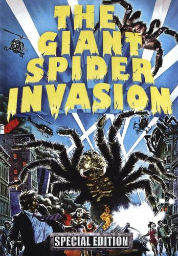 The Giant Spider Invasion [DVD] [1975] 27489464