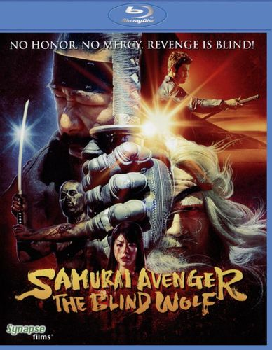 Samurai Avenger: The Blind Wolf [Blu-ray] [2009] 27500155