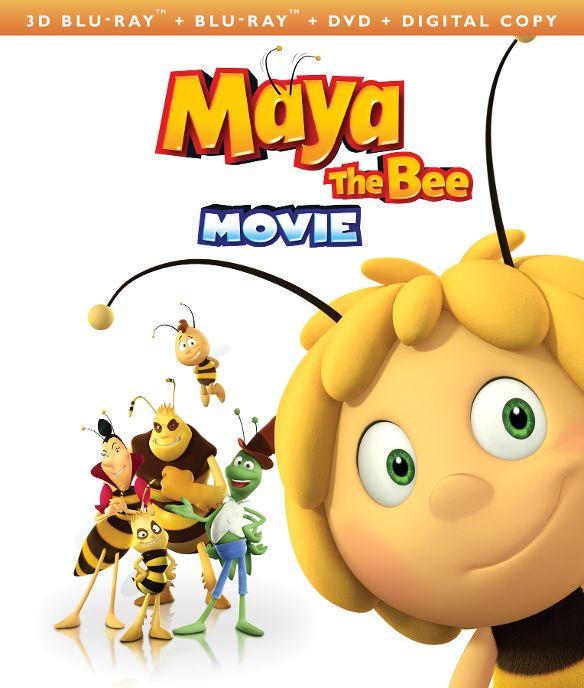 Maya the Bee [2 Discs] [3D] [Blu-ray/DVD] [Blu-ray/Blu-ray 3D/DVD] [2014] 27504275