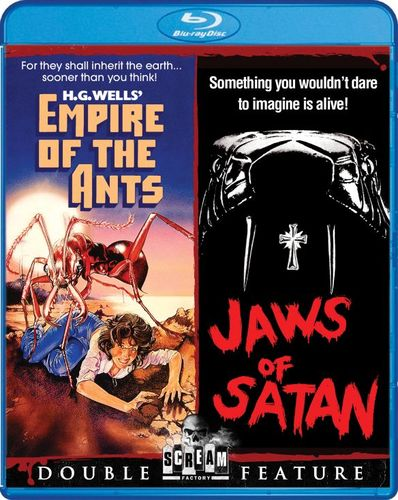 Empire of the Ants/Jaws of Satan [Blu-ray] 27506195