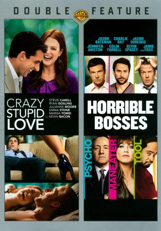 Crazy, Stupid, Love/Horrible Bosses [2 Discs] [DVD] 2750834