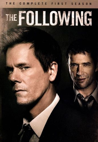 The Following: The Complete First Season [4 Discs] [DVD] 2752059