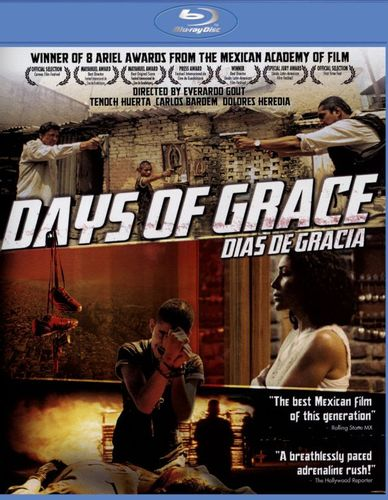 Days of Grace [Blu-ray] [2011] 27540322