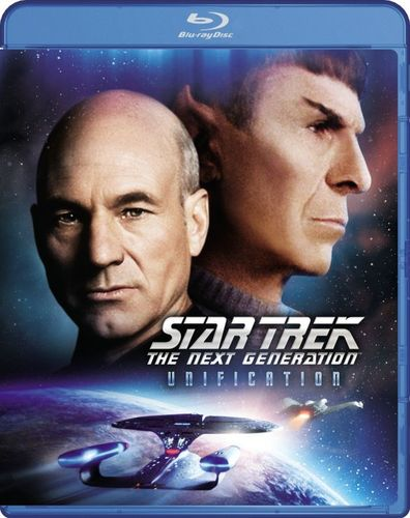 Star Trek: The Next Generation - Unification [Blu-ray] 27552373