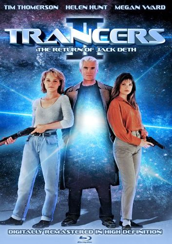 Trancers II: The Return of Jack Deth [Blu-ray] [1991] 27570156
