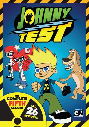 Johnny Test: The Complete Fifth Season [2 Discs] [DVD] 27607175