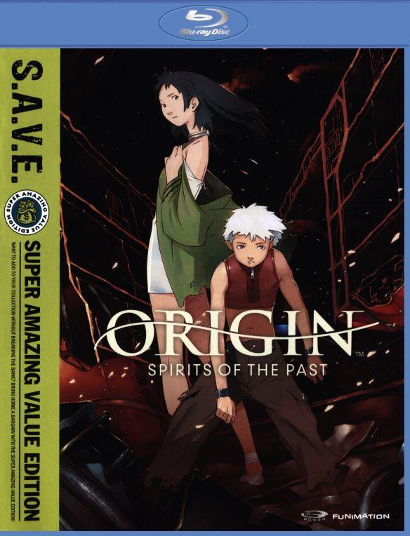 Origin: Spirits of the Past [S.A.V.E.] [Blu-ray] [2006] 27608348