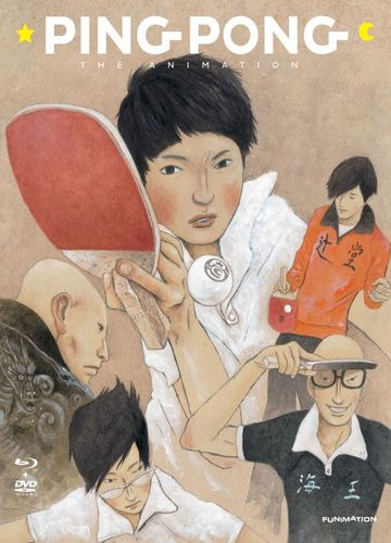Ping Pong: Complete Series [4 Discs] [Blu-ray] 27609182