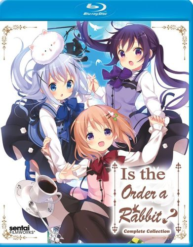 Is the Order a Rabbit? [Blu-ray] 27616163