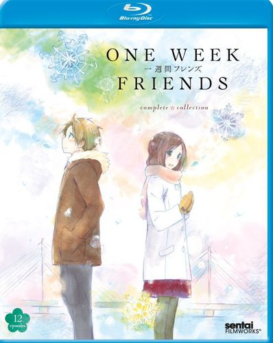One Week Friends [2 Discs] [Blu-ray] 27616568