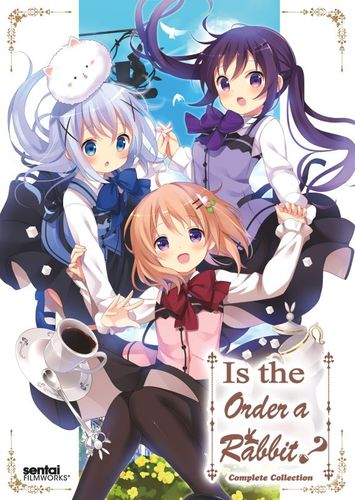 Is the Order a Rabbit? [2 Discs] [DVD] 27616622