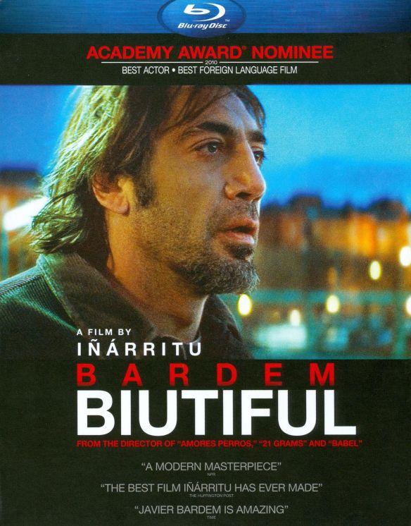 Biutiful [Blu-ray] [2010] 2762616