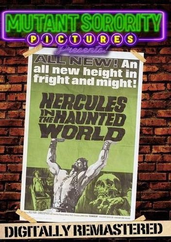 Hercules in the Haunted World [DVD] [1961] 27647315
