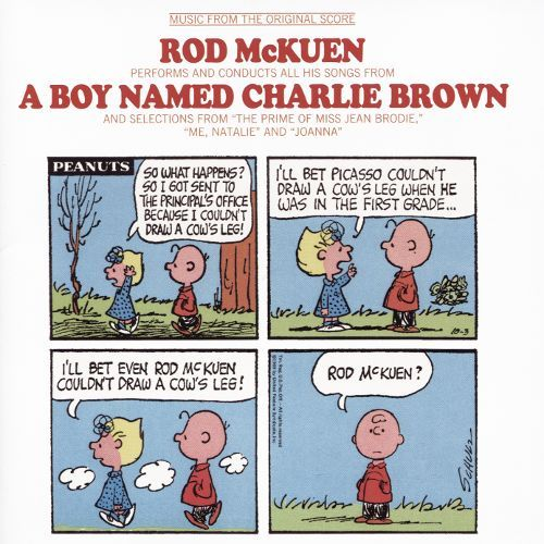 A Boy Named Charlie Brown [CD] 27650164