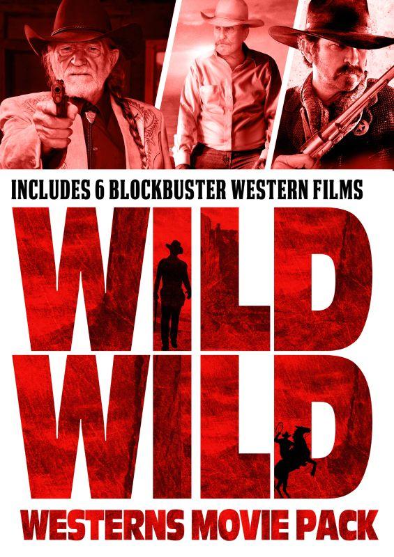 Wild Wild Westerns Movie Pack [2 Discs] [DVD] 27682277