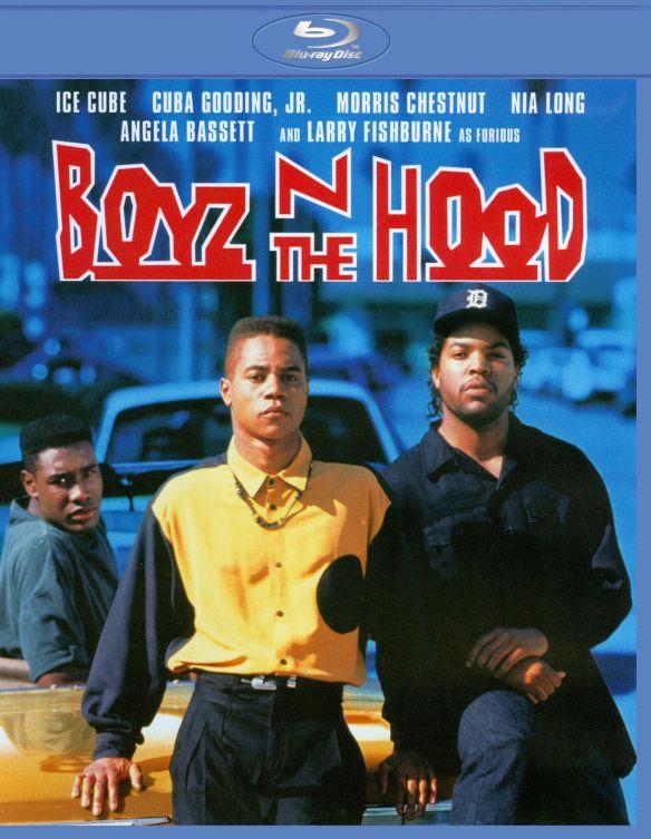 Boyz 'N the Hood [Blu-ray] [1991] 2768392