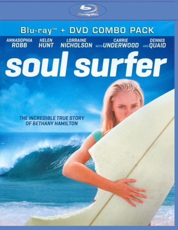Soul Surfer [2 Discs] [Blu-ray/DVD] [2011] 2768425