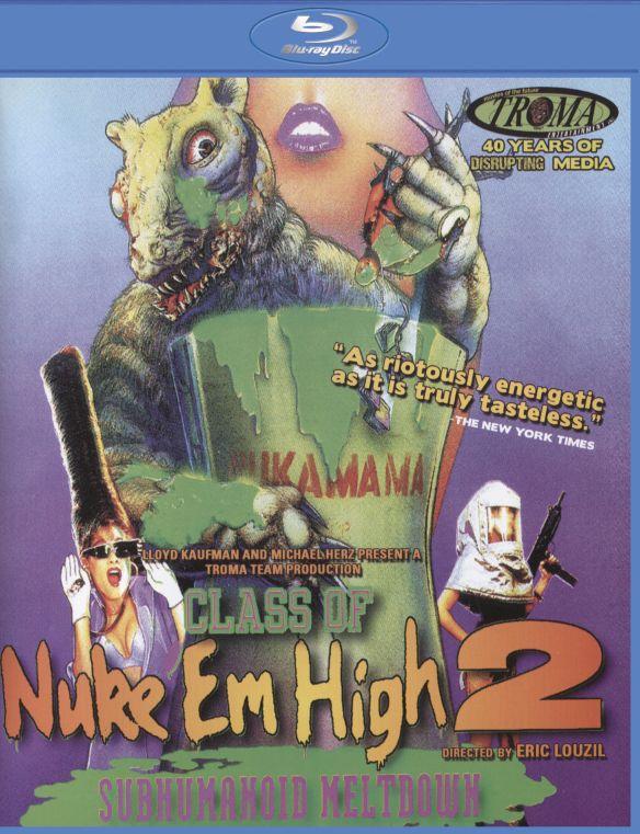 Class of Nuke 'Em High 2: Subhumanoid Meltdown [Blu-ray] [1991] 27684316