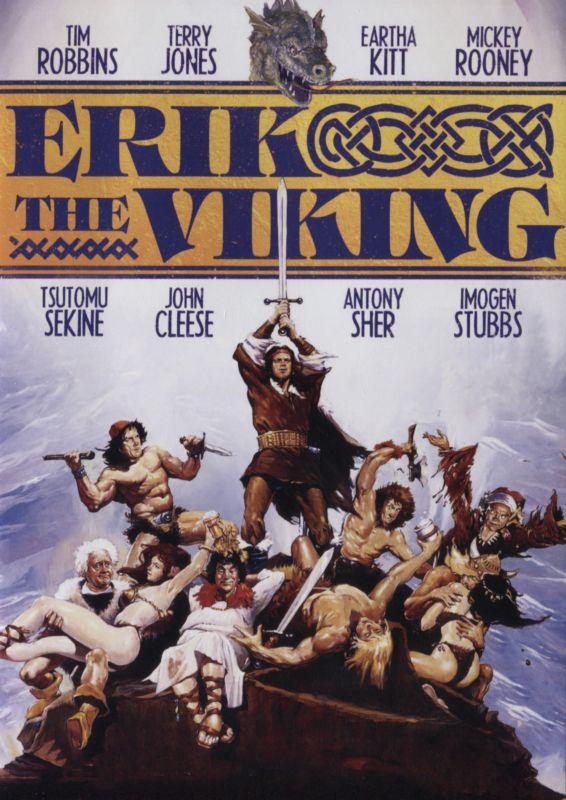 Erik the Viking [DVD] [1989] 27692372
