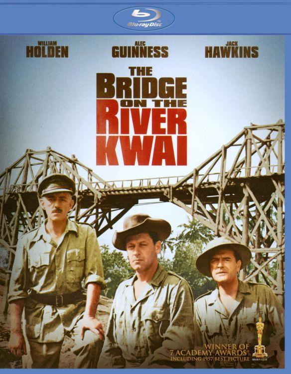 The Bridge on the River Kwai [Blu-ray] [1957] 2769773
