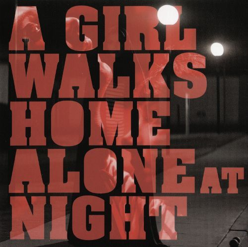 A Girl Walks Home Alone At Night [CD] 27705971