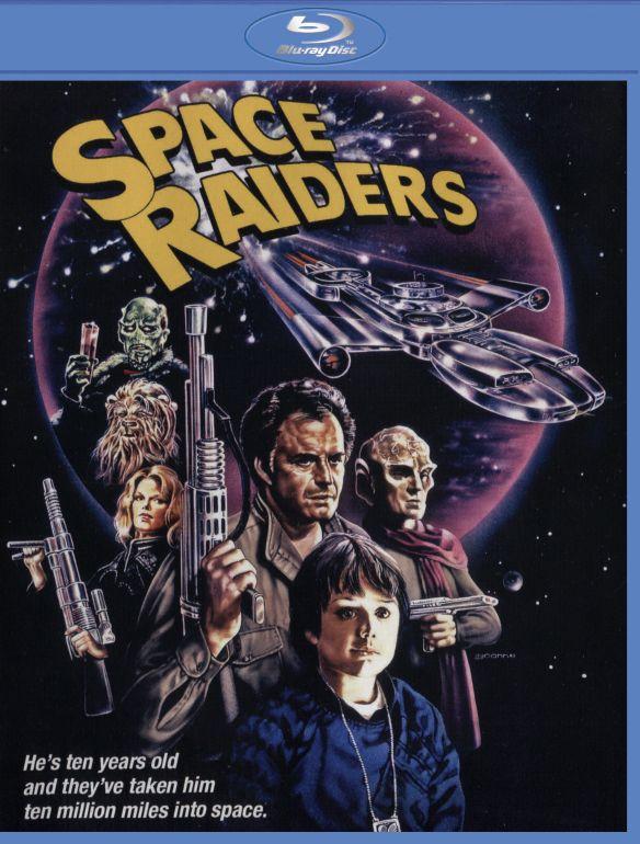 Space Raiders [Blu-ray] [1983] 27709559