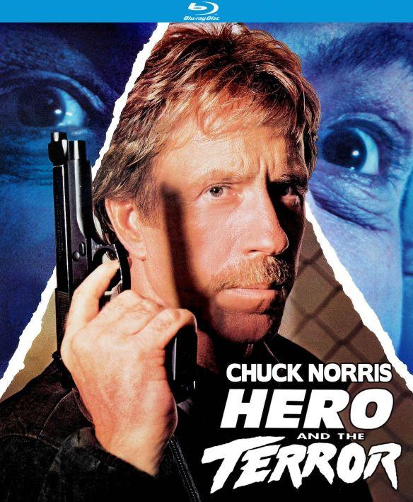 The Hero and the Terror [Blu-ray] [1988] 27709568