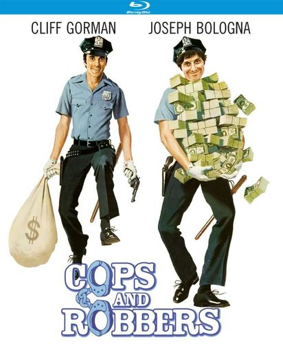 Cops and Robbers [Blu-ray] [1973] 27710186