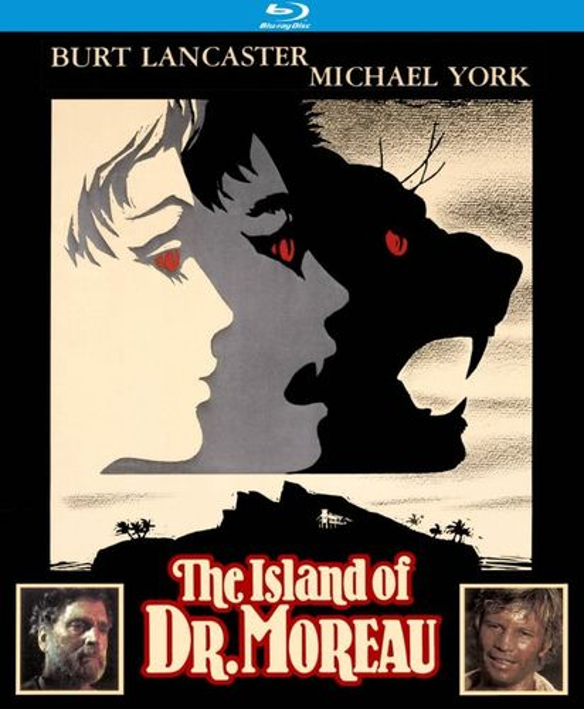 The Island of Dr. Moreau [Blu-ray] [1977] 27710195