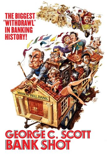 Bank Shot [DVD] [1974] 27710228