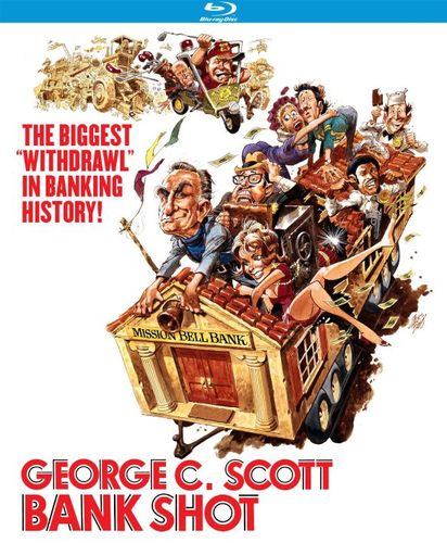 Bank Shot [Blu-ray] [1974] 27710237