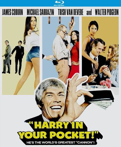 Harry in Your Pocket [Blu-ray] [1973] 27710332