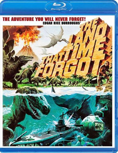 The Land That Time Forgot [Blu-ray] [1975] 27710341