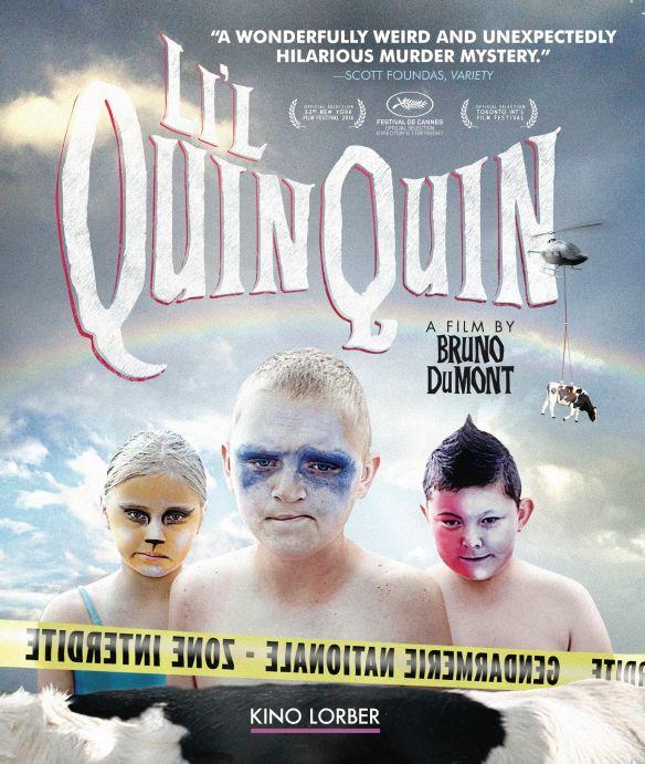 Li'l Quinquin [Blu-ray] [2014] 27710492