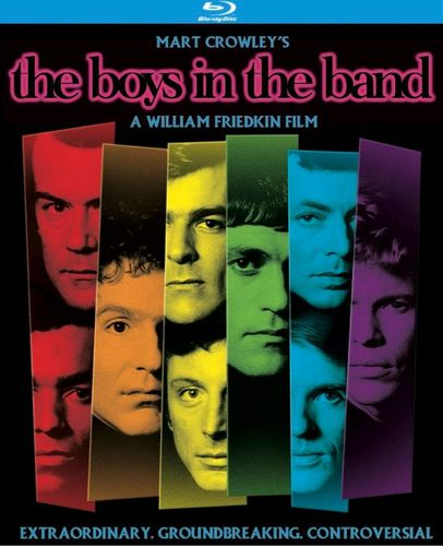 The Boys in the Band [Blu-ray] [1970] 27710545