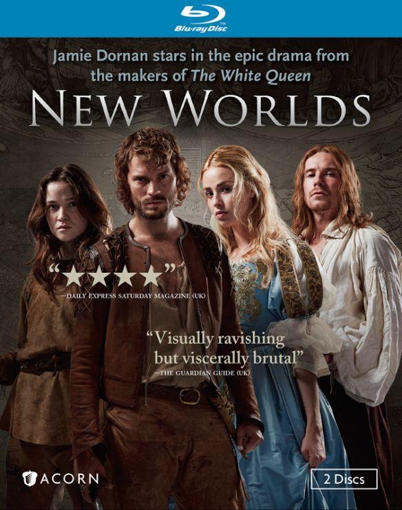 New Worlds [Blu-ray] 27718211