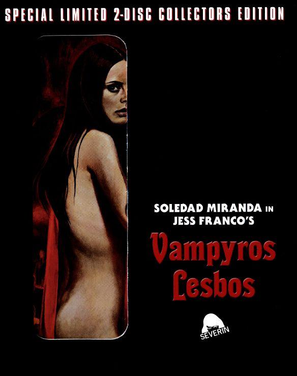 Vampyros Lesbos [2 Discs] [Blu-ray/DVD] [1970] 27726369