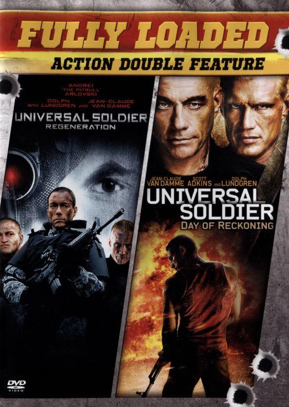Universal Solider: Regeneration/Universal Solider: Day of Reckoning [DVD] 27734174