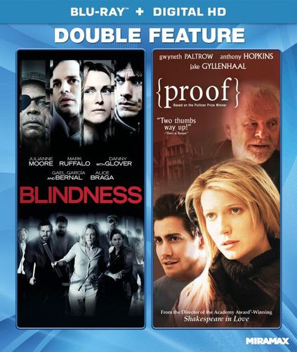 Blindness/Proof [Blu-ray] 27753142