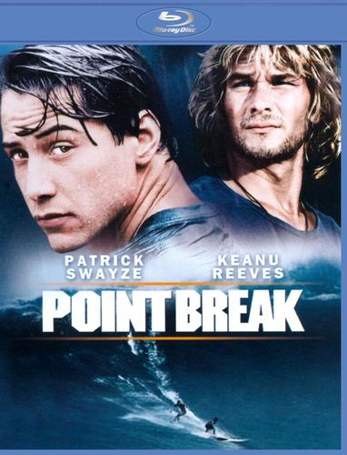 Point Break [Blu-ray] [1991] 2775428