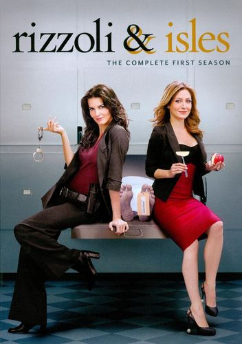 Rizzoli & Isles: The Complete First Season [3 Discs] [DVD] 2775437