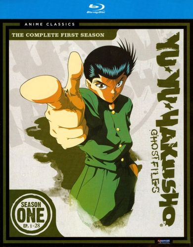 Yu Yu Hakusho: Season One [3 Discs] [Blu-ray] 2781353