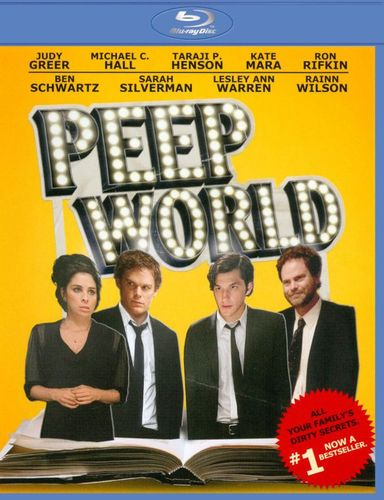 Peep World [Blu-ray] [English] [2010] 2781431