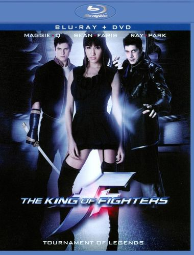 The King of Fighters [Blu-ray] [2010] 2781708