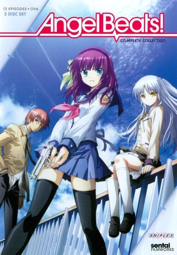 Angel Beats!: Complete Collection [3 Discs] [DVD] 2781717
