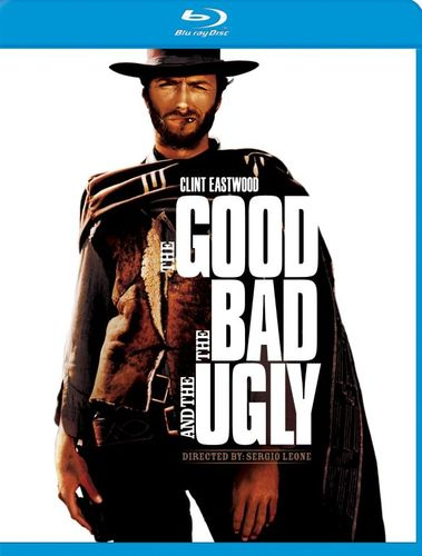 The Good, the Bad and the Ugly [Blu-ray] [1966] 2781917