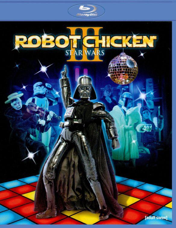 Robot Chicken: Star Wars III [Blu-ray] [2010] 2783096