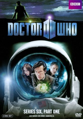 Doctor Who: Series Six, Part One [2 Discs] [DVD] 2783111