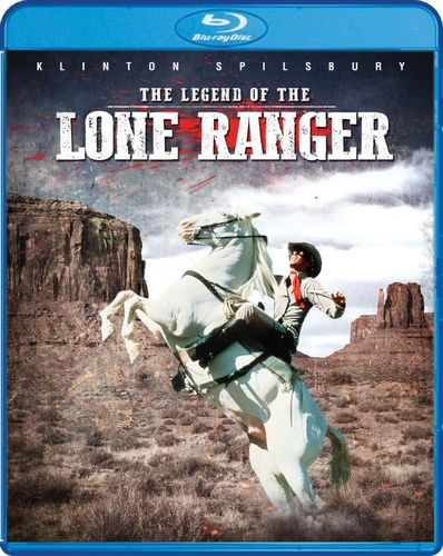 The Legend of the Lone Ranger [Blu-ray] [1981] 27867243